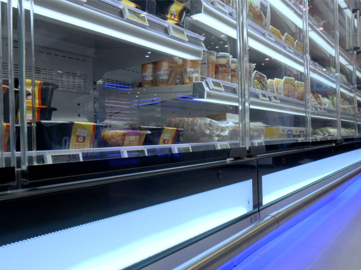 refrigeration cabinets roller blind systems glasscovers pan-dur